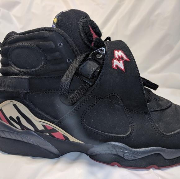 Jordan Shoes   Jordan Playoff 8s Sz 7y